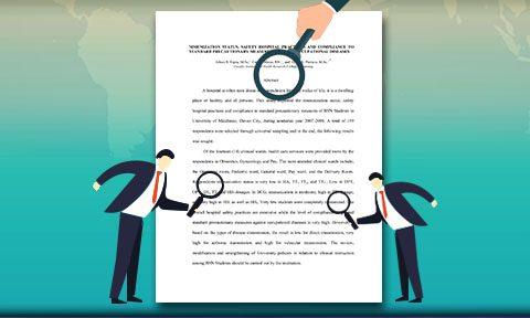 Regulating the regulators: peer review assessment