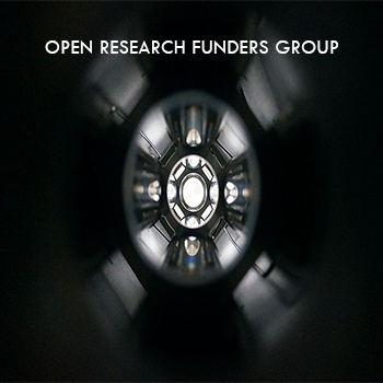 open research funders group