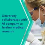 University collaborates with AI company to further medical research