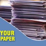 Tips to concise your research paper
