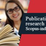Publication of research article in Scopus-indexed journals