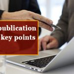 Pre-or post-publication peer review: key points for authors