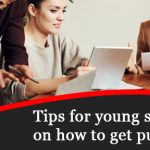 Tips for young scholars on how to get published